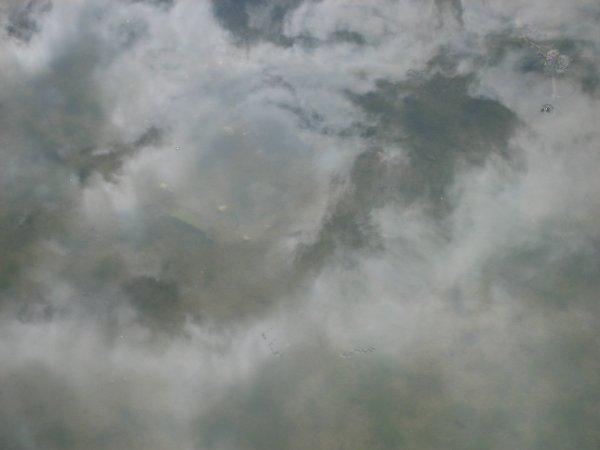 du ciel dans l'eau
